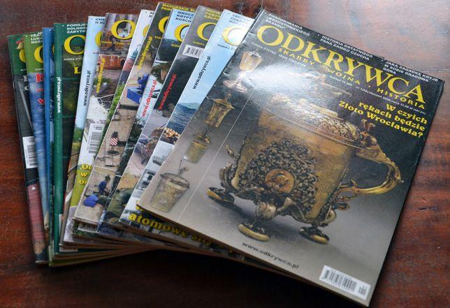 Magazyn ODKRYWCA - rocznik 2006 - kompletny