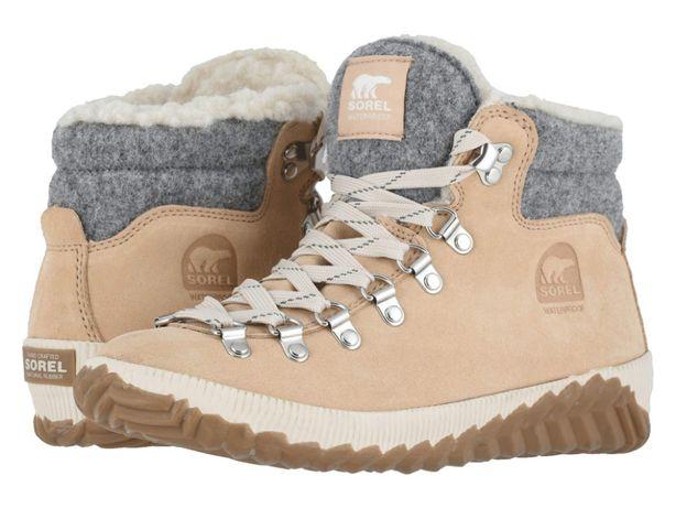 Ботинки SOREL замшевые Out N About Plus Conquest Boot из США