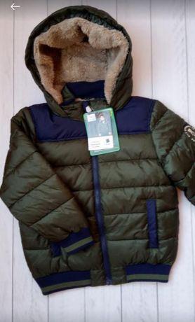 Демісезонна куртка pocopiano для хлопчика