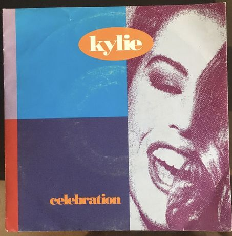 Kylie Minogue - płyta winylowa mała