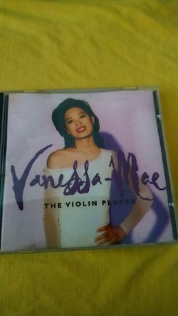 Vanessa Mae the violin player cd