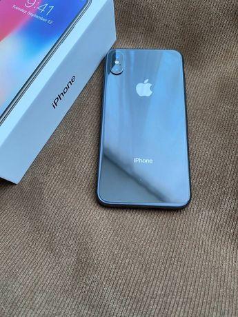 Apple iPhone X 256gb neverlock. (Не 64gb)