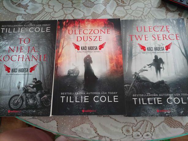 Tillie Cole-seria