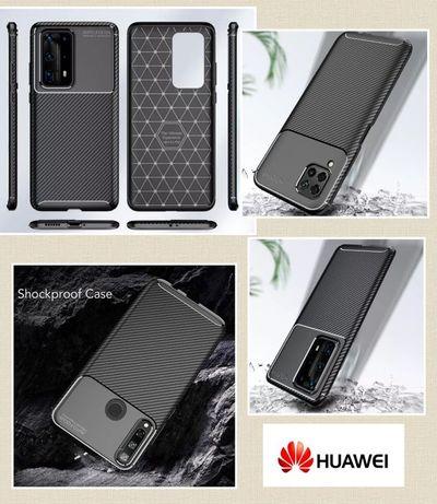 Capa Hybrida Huawei Mate 20 Pró / P40 Lite / P40 Pró -Nova-24h