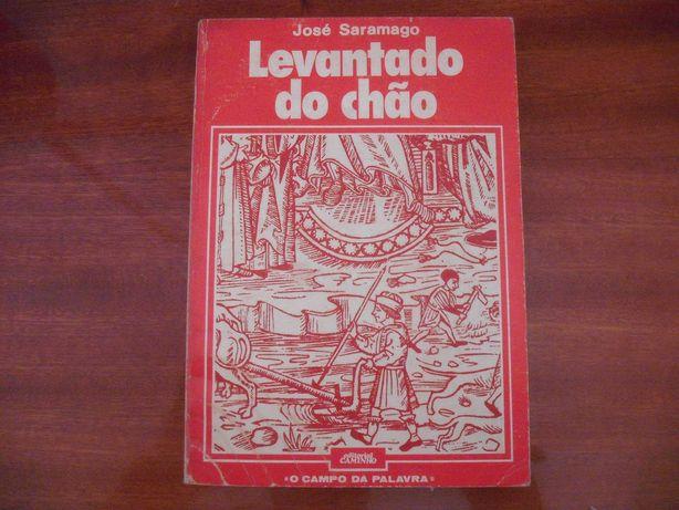 José Saramago 1ª Edição levantado do Chão