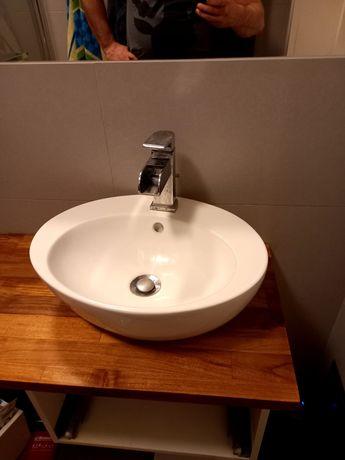 Umywalka mała zgrabna 44 na 34 cm