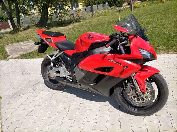 Honda CBR rr 1000