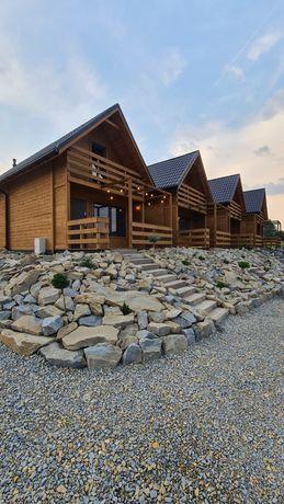 Domki drewniane, noclegi Zator, Energylandia, WOLNE TERMINY