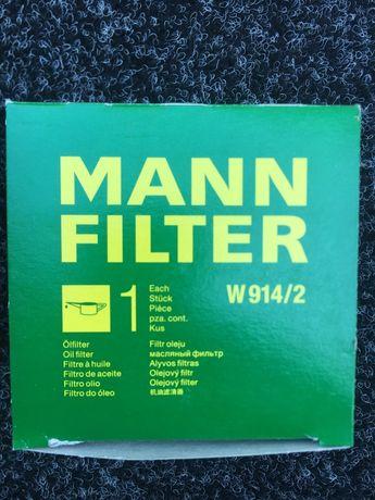 Масляний фільтр MANN