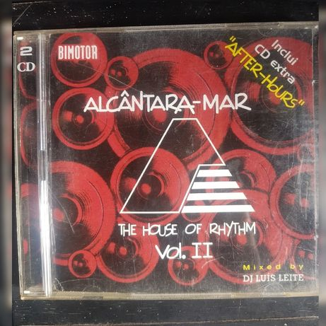 Alcântara-Mar - The House Of Rhythm Vol. II