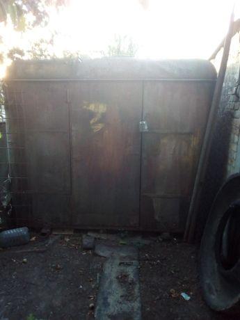 контейнер-вагончик-кунг