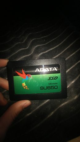 SSD ADATA 120GB как новый