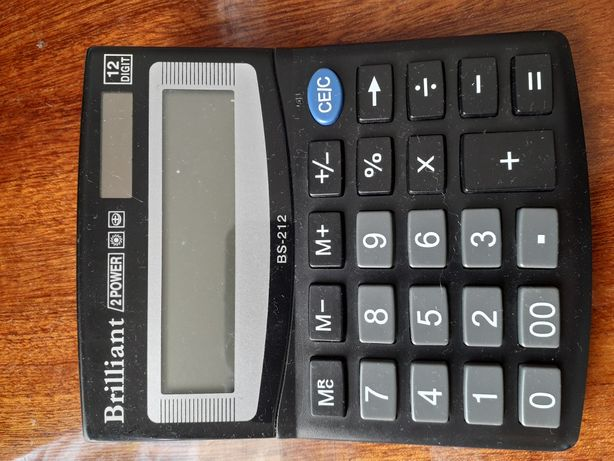 Продам калькулятор электронный Brilliant-12 разрядный (BS-12).