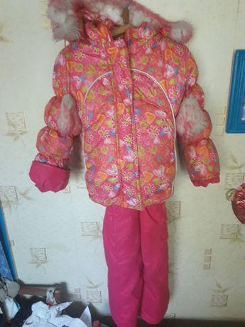 Курточка зимова + штани