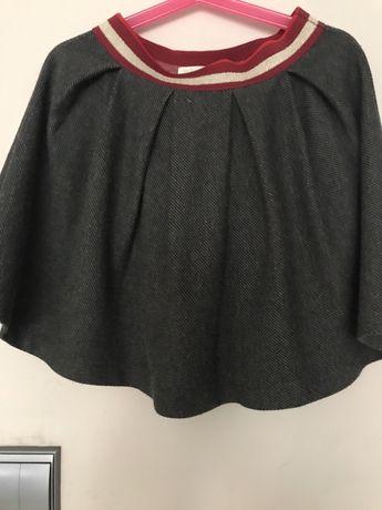 Cudna  spódniczka Zara z zakladkami