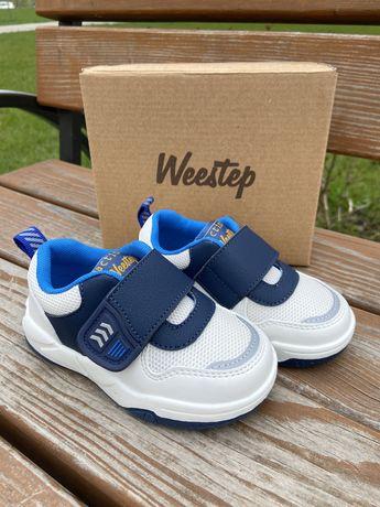 Стильные детские кроссовки бренда Weestep (Сказка)