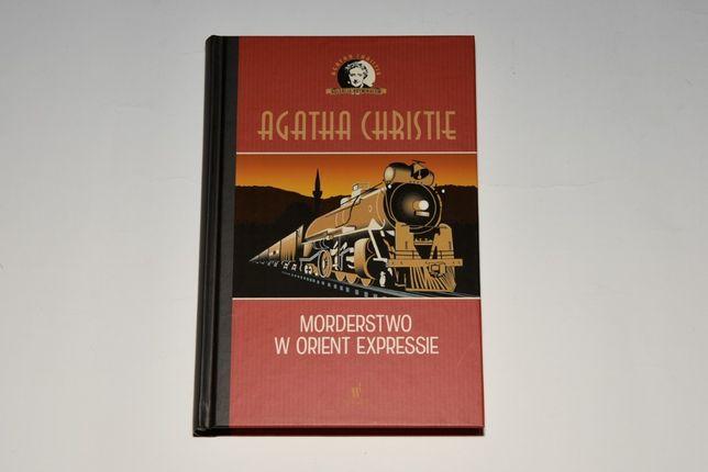 Książka Morderstwo w Orient Expressie Agatha Christie Dolnośląskie