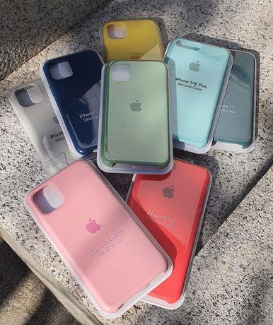 Capas para Iphone 7/8 Plus ao Iphone 11 Pro