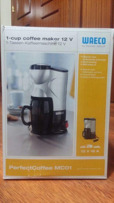 Maquina de café 12V Waeco NOVA Tavarede - imagem 1
