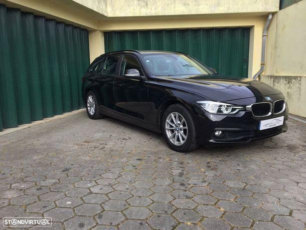 BMW 320 d Touring xDrive Line Sport Auto
