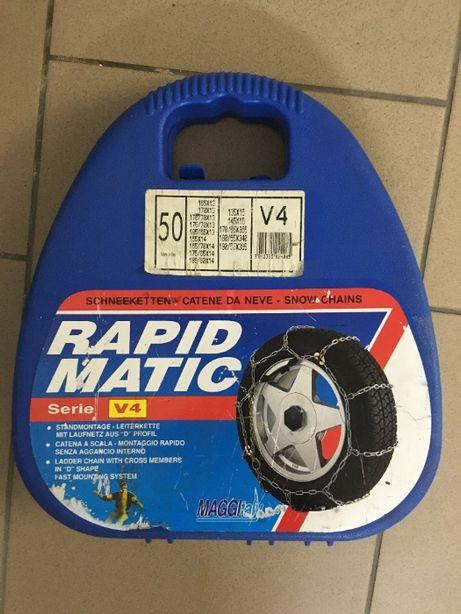 Łańcuchy na koła Rapid Matic V4/rozmiar 50