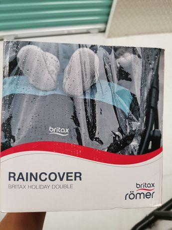 Capa chuva carrinho Britax Holiday Double