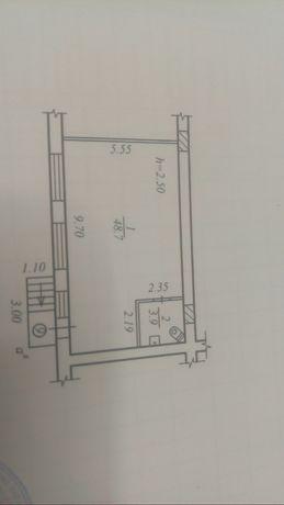 Квартира для холостяка/53 м2/ Ремонт с нуля? Легко! /