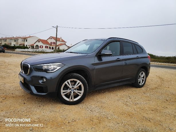 BMW X1 16 d sDrive Semi-Novo 60.000kms
