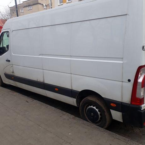 Usługi transportowe do 3,5T dostawcze i osobowe do 9 osób