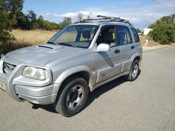Suzuki Grand Vitara 2.0td 4x4