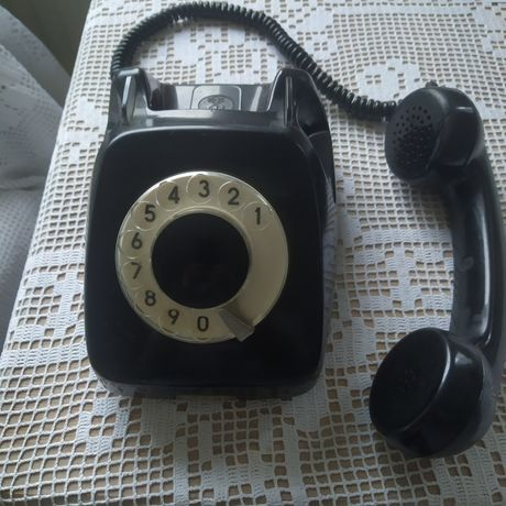 Telefon ebonitowy