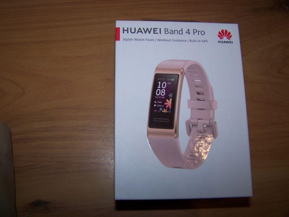 Sprzedam HUAWEI Band 4 Pro Nowy Pyrzyce - image 1