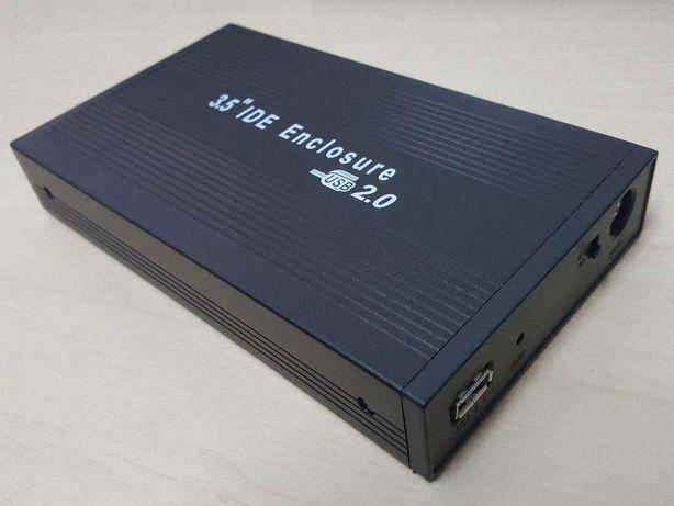 LU22 Caixa Para Disco Externo 3.5 IDE