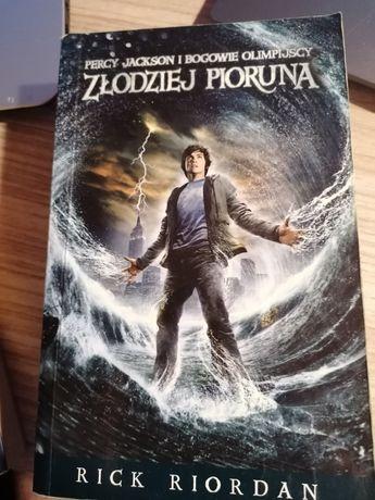 Sería książek Percy Jackson
