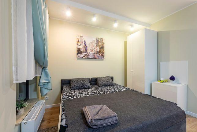 Apartamenty mieszkania na doby na ul. Konstruktorskiej 9a