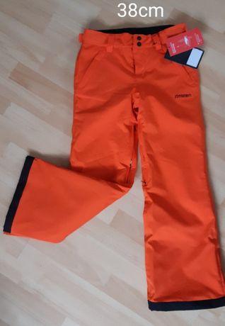Super Spodnie snowboardowe/ snow/ narciarskie ZIMTSTERN 10K -70%
