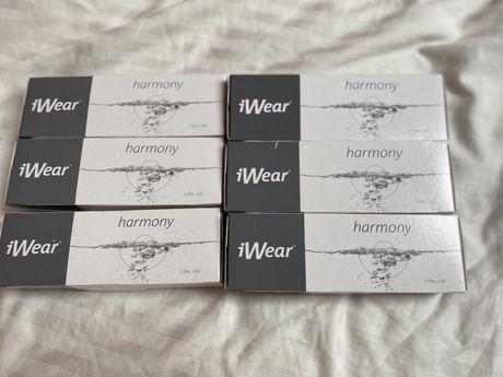 Soczewki iWear harmony jednodniowe -1.50