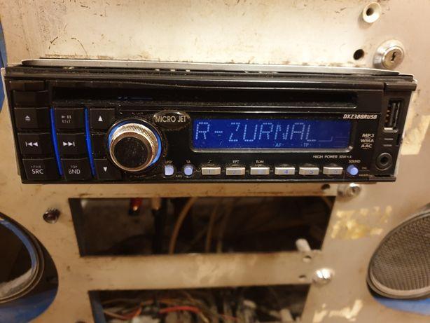 Radio clarion dxz388rusb