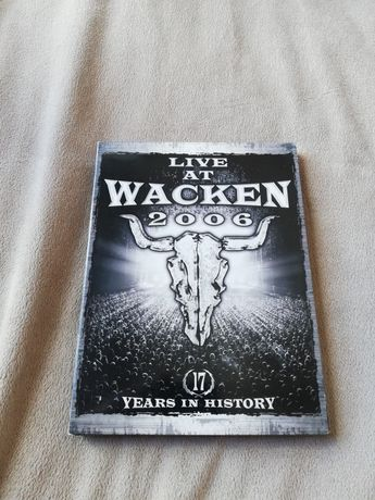DVD Live at Wacken 2017