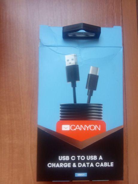 Продам USB кабель CANYON