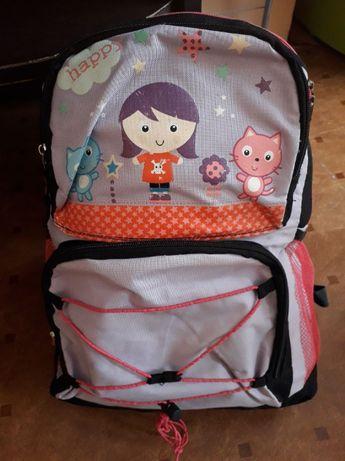 Plecak szkolny dla dziecka