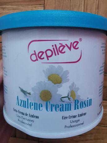Wosk do depilacji depileve azulene