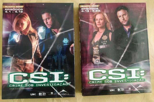 CSI - Temporada 4