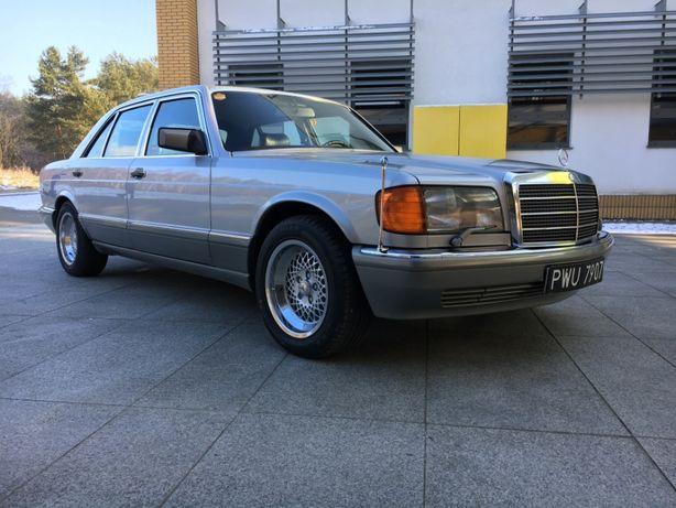 Mercedes S W126 560SEL
