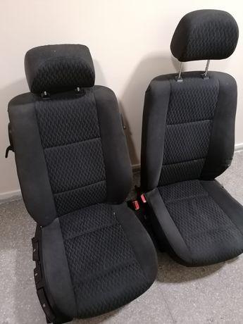 Fotele  bmw e46 coupe
