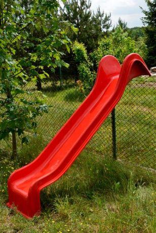Zjeżdżalnia dla dzieci 270 cm - laminat - nowa od producenta