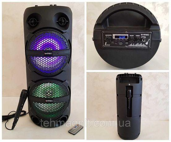 Колонка портативная акустическая Kimiso QS-223
