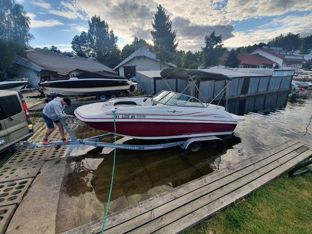 Hurricane 187 4.3 2014r super łódź zamiana zamienie