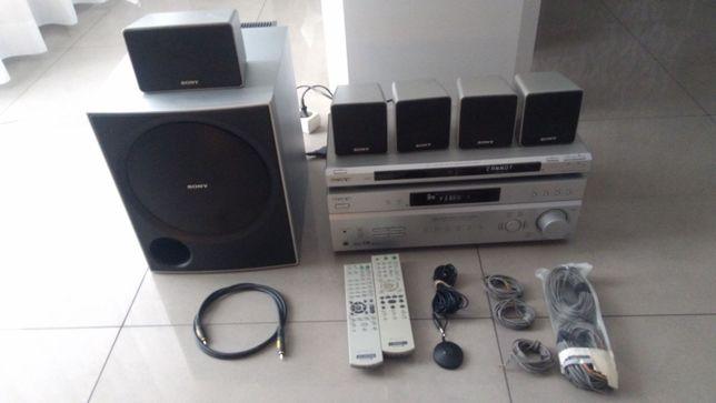 Kino domowe Sony + 5 głośników + subwoofer