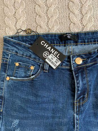 продам джинси Chanel нові